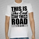 Miracle At St Anna The End White T-Shirt