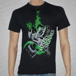 Misery Signals Girl Snakes T-Shirt