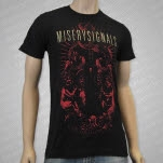 Misery Signals Holy Water Black T-Shirt
