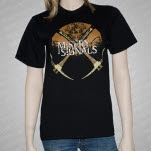 Misery Signals Pick Axe Black T-Shirt
