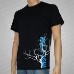 Misery Signals Tree Black T-Shirt