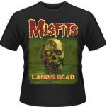 Misfits Land Of The Dead T-Shirt