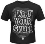 Misfits I Want Your Skull T-Shirt