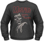 Misfits Legacy Of Brutality Crew Neck Sweat-Shirt