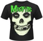 Misfits Glow Jurek Skull T-Shirt