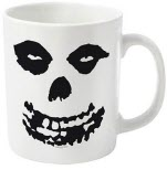 Misfits All Over Skull Coffee Mug