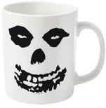 Misfits All Over Skull Coffee Mug