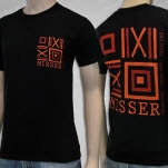 Misser Problems Black T-Shirt
