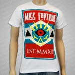 Miss Fortune Eye White T-Shirt