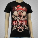 Miss Fortune Leader Black T-Shirt