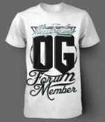 official Miss Fortune OG Forum Member White T-Shirt