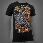 Miss Fortune Raven Black T-Shirt