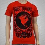 Miss Fortune Wreath Red T-Shirt
