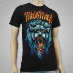 Miss May I Beast Black T-Shirt