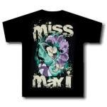 Miss May I Ice Cream Monster Black T-Shirt