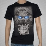 Miss May I Monument Black T-Shirt