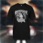 Modern Day Escape Group Photo Black T-Shirt