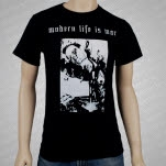 Modern Life Is War Modern Life Is War Dead Man Black T-Shirt