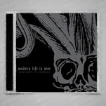 Modern Life Is War Midnight In America CD