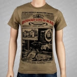 Modern Life Is War Stagger Lee T-Shirt