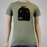 moe Animal Olive Green T-Shirt
