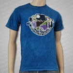 moe Dragonfly Blue T-Shirt