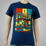 moe Electric Lemonade Denim T-Shirt