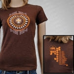 moe Fall 2011 Brown Girls T-Shirt