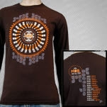 moe Fall 2011 Brown Long Sleeve Shirt