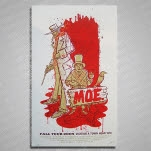 moe Fall 2005 Tour Poster