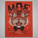moe Fall Tour 2013  W Tube Poster