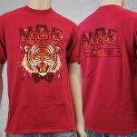 moe Fall Tour 2013 Red T-Shirt