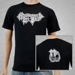 moe Headbangers Left Ball Black T-Shirt