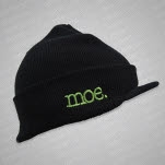 moe Logo Black Hat