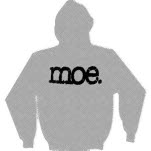 moe Logo Heather Gray Pullover