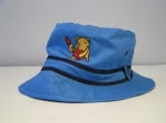 moe MoeDown 8 Blue Hat