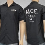 moe Moe Charcoal T-Shirt