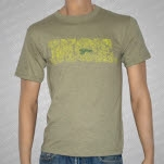 moe New Logo Light Green T-Shirt