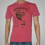 moe MoeDown X Pink SS Pink T-Shirt