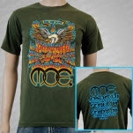 moe Rise And Shine Green T-Shirt