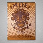 moe Rise And Shine Spring 2009 Silkscreen Poster