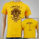 moe Rise And Shine Spring 2009 Yellow T-Shirt