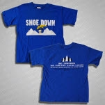 moe SnoeDown 2006 Blue T-Shirt