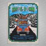 moe Snoe Down 13  W Tube Poster