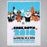 moe 2010 SnoeDown W Tube Poster