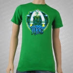 moe Sock Puppets Tour Green T-Shirt