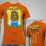 moe Summer Tour 2012 Orange T-Shirt
