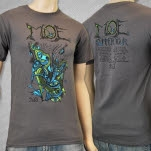 moe Summer Tour 13 Slate T-Shirt