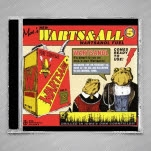 moe Warts And All Vol 5 CD