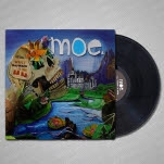 moe What Happened To The La Las Vinyl LP